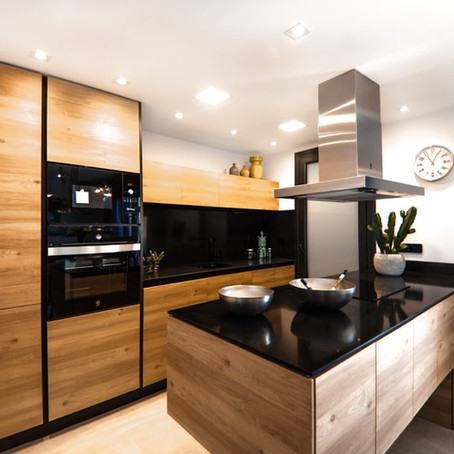 The Right Appliances For Your Modern Kitchen