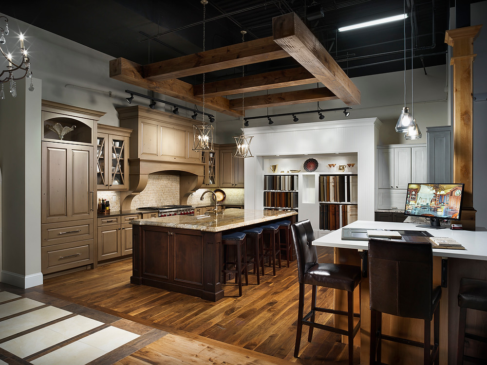 Enchanted Kitchens Colorado Showroom