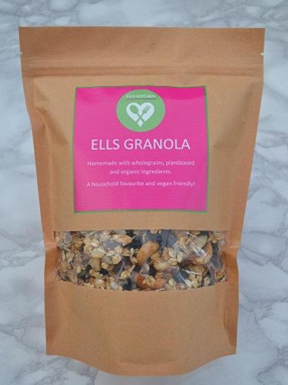 Ells Fruit and Nut Granola