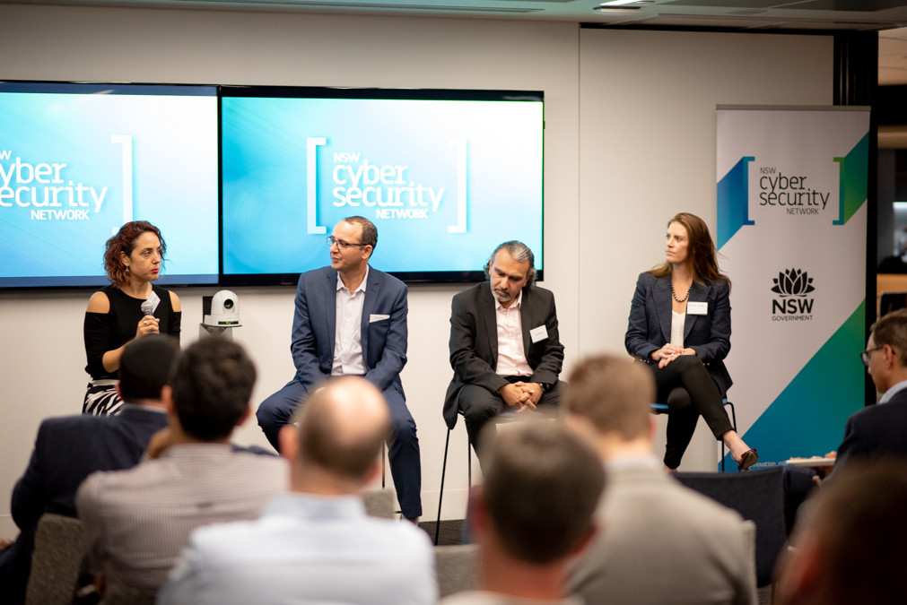 NSW Cyber Security Network Panel Discussion (June 2019)
