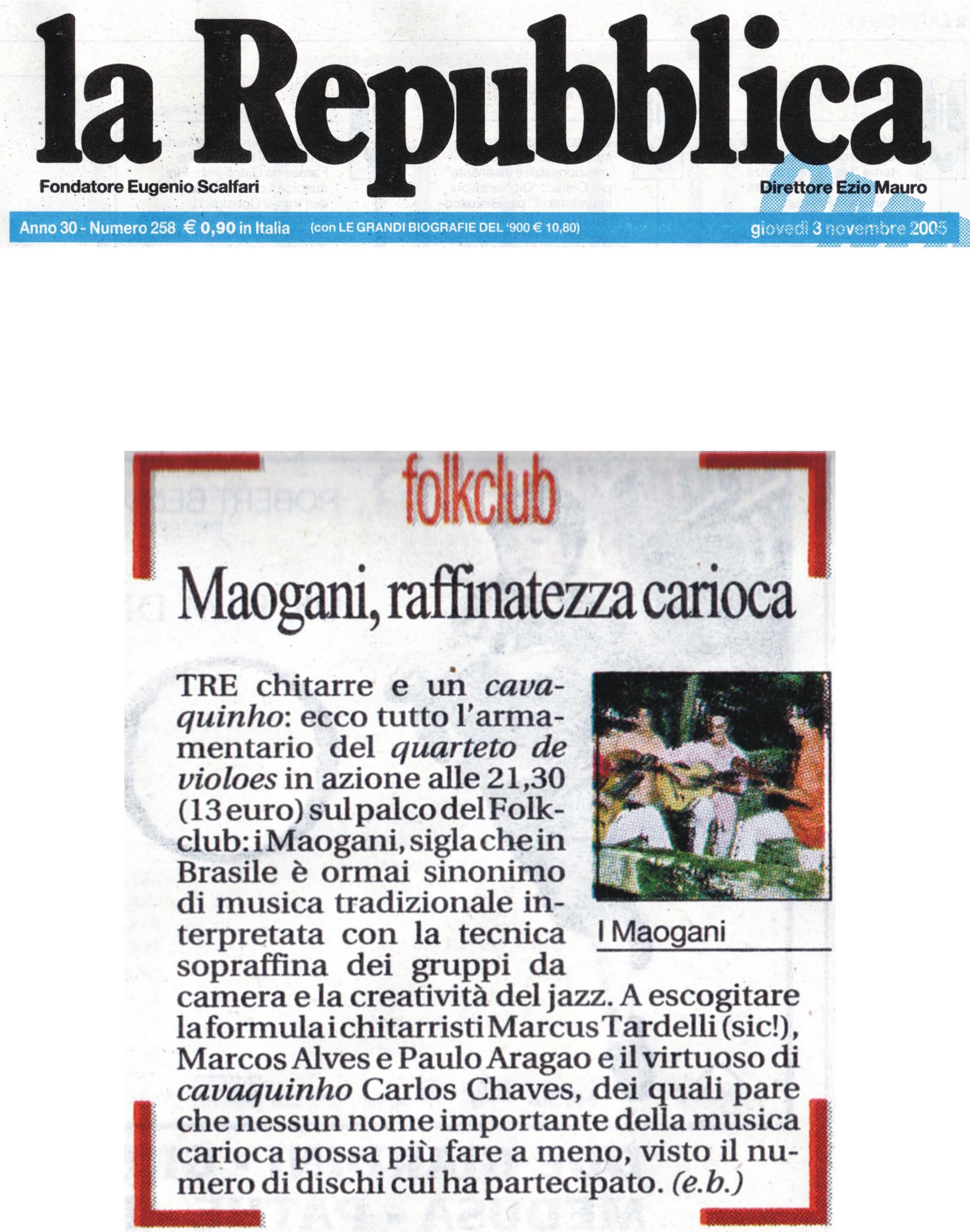 Folkclub Itália