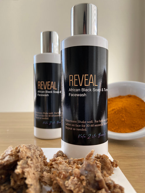 REVEAL Facewash