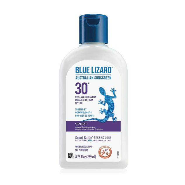 Blue Lizard Sport