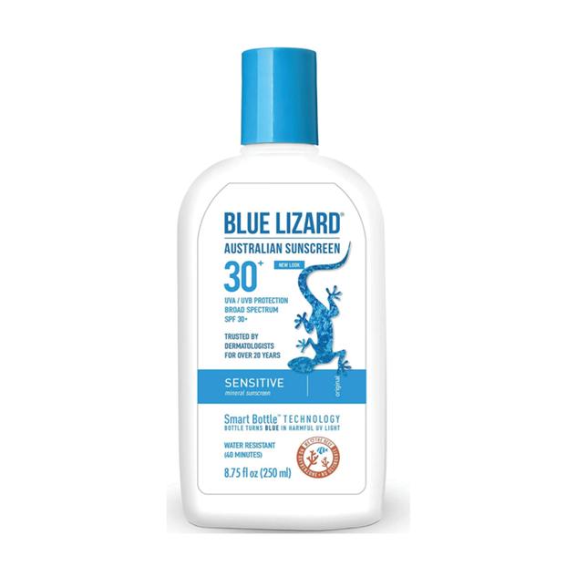 Blue Lizard Sensitive