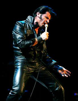 Elvis Impersonator - Mark Andrew Tabone