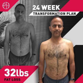8. Ashish Gupta - 24 Weeks - 32lb Loss_.