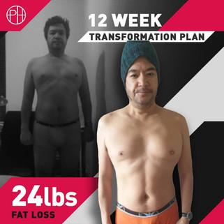 6. Francis Fernando- 12 Weeks - 24lbs Lo