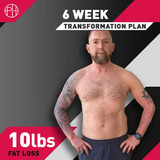11. ANDY SAPSED - 6 WEEKS 10lb FAT LOSS.