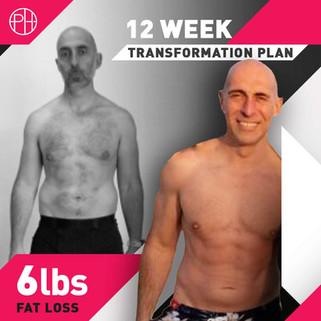 30. Spiros Theodossiou 12 Week Program -