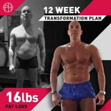 14. Ashley Graham - 12 Week - 16lb Fat L