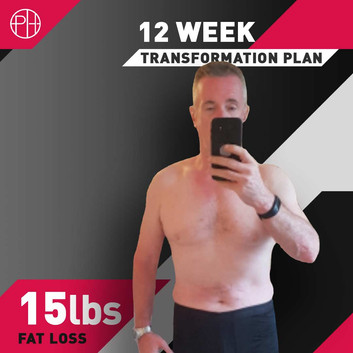 17. Paul James Donnelly - 12 Weeks - 15l