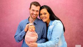 Newborn Rafaela - 15 dias