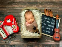 Newborn Bernardo - 12 dias