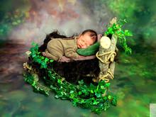 Newborn Pedro - 8 dias
