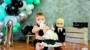 Smash the Cake do Poderoso Théo