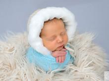 Newborn Bernardo - 9 dias!