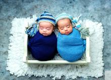 Newborn dos Gêmeos Arthur e Miguel