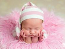 Newborn Laura - 18 dias!
