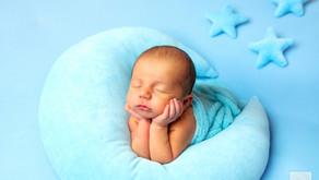 Newborn Théo - 18 dias