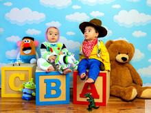 Woody e Buzz - Toy Story