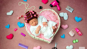 Newborn Lindsey - 15 dias
