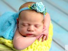 Newborn Maria Flor - 10 dias