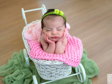 Newborn Raphaela - 14 dias!