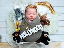 Newborn Luísa - 12 dias!