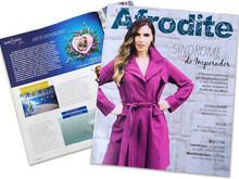 Mundo Novo Fotografia na Revista Afrodite