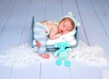 Newborn Felipe - 8 dias