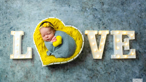 Newborn Isabella - 17 dias