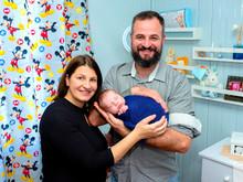 Newborn Bento - 17 dias