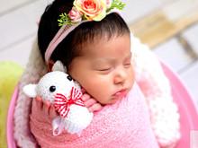 Newborn da Melissa - 15 dias