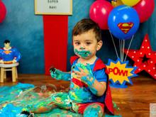 Smash the Cake do Super Ravi