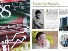 Estúdio na Revista Fhox!