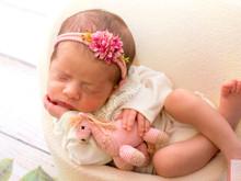 Newborn Luísa - 24 dias