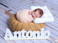 Newborn Antônio - 15 dias