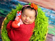 Newborn Luísa - 11 dias