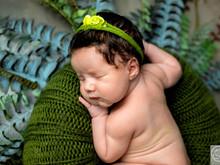 Newborn Agatha Anita - 14 dias!