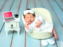 Newborn Ísis - 14 dias