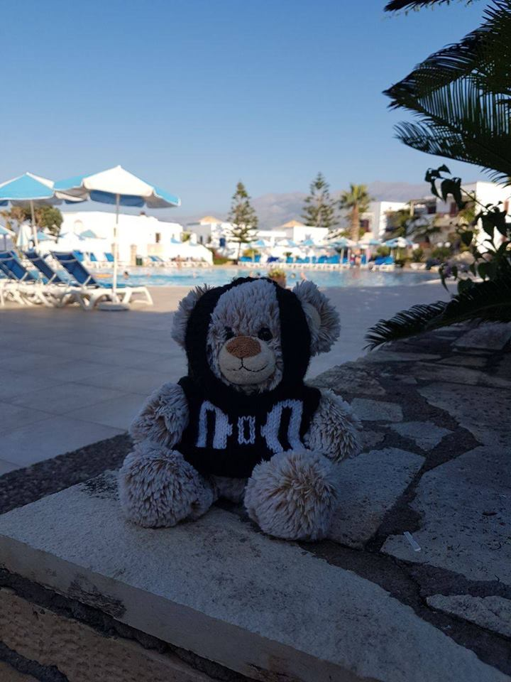 Doddy in Kroatien