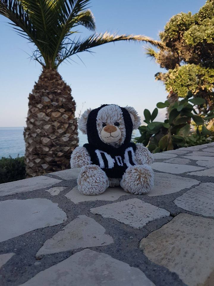 Doddy in Kreta