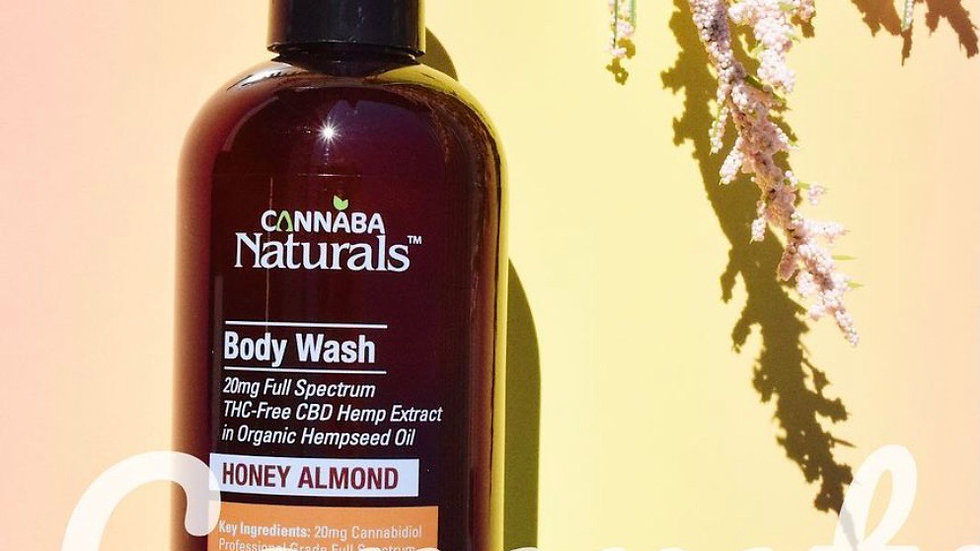 Cannaba body wash