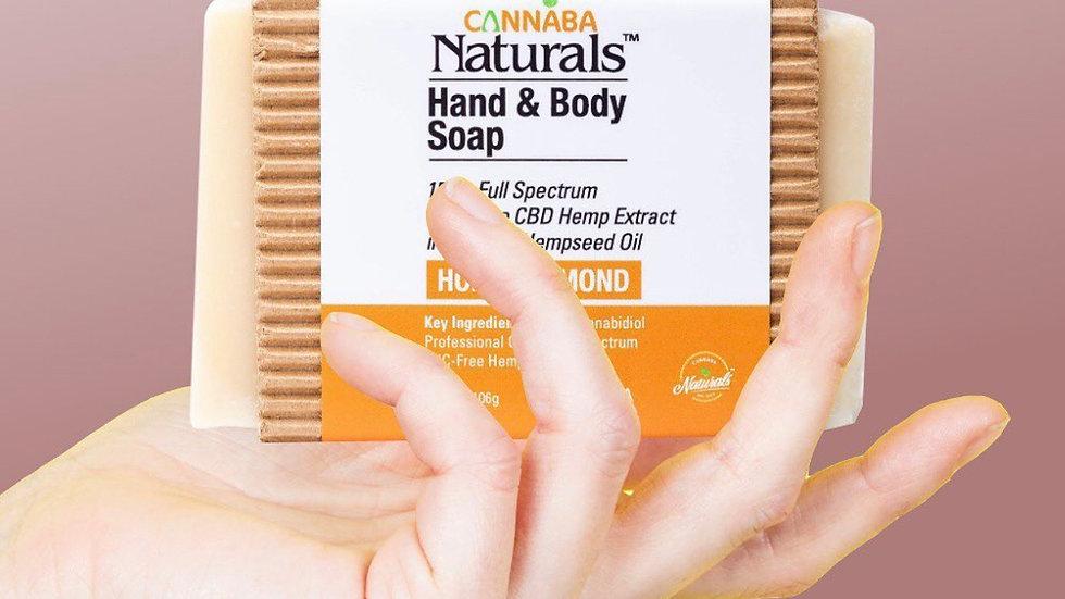 Cannaba Bar Soap