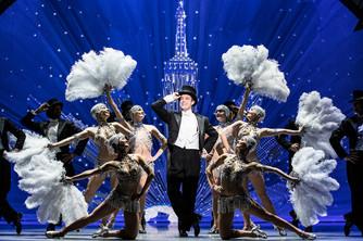An American In Paris Tour