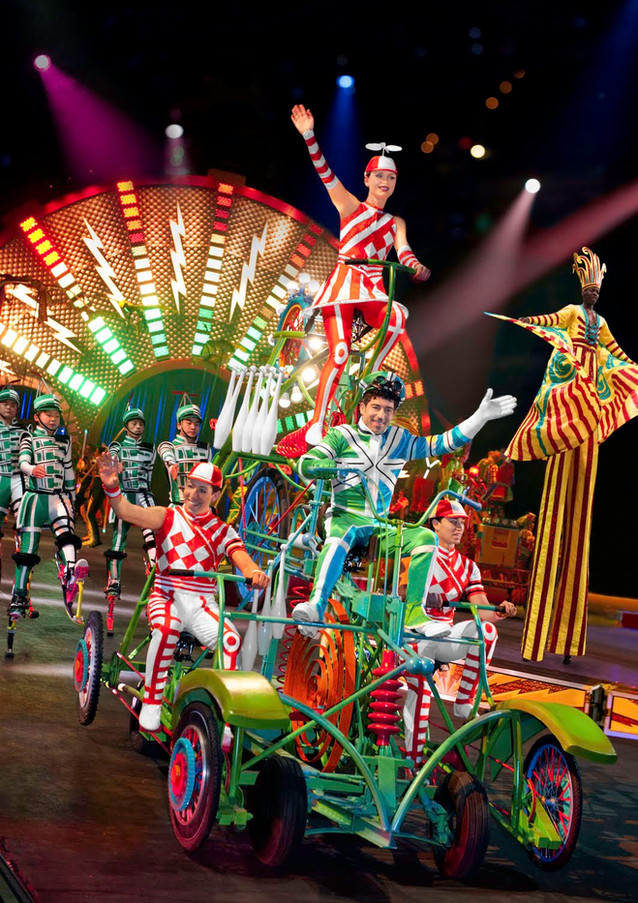Ringling Brothers, Fully Charged