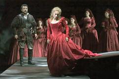 Lucie de Lammermoor, Glimmerglass Opera.