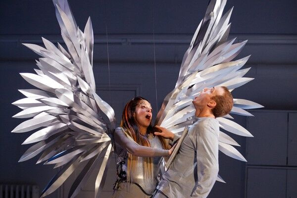 Angels in America, Wilma Theatre.
