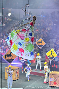 Ringling Brothers, Built to Amaze