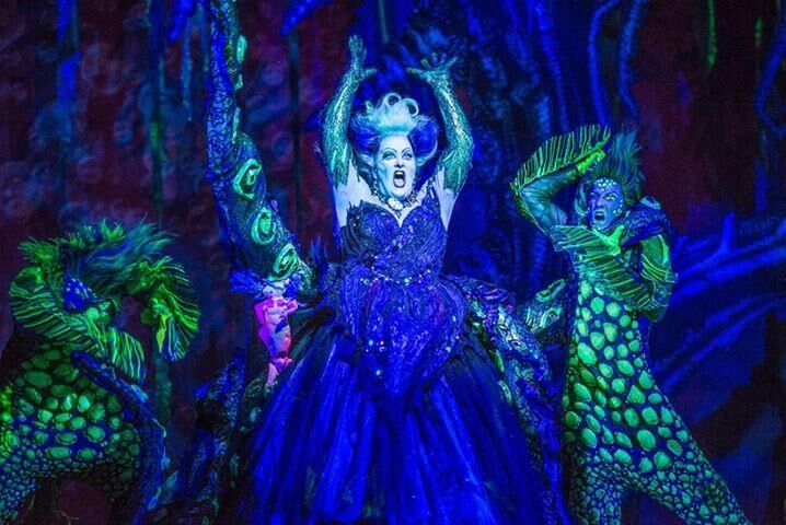 Little Mermaid, Papermill Playhouse